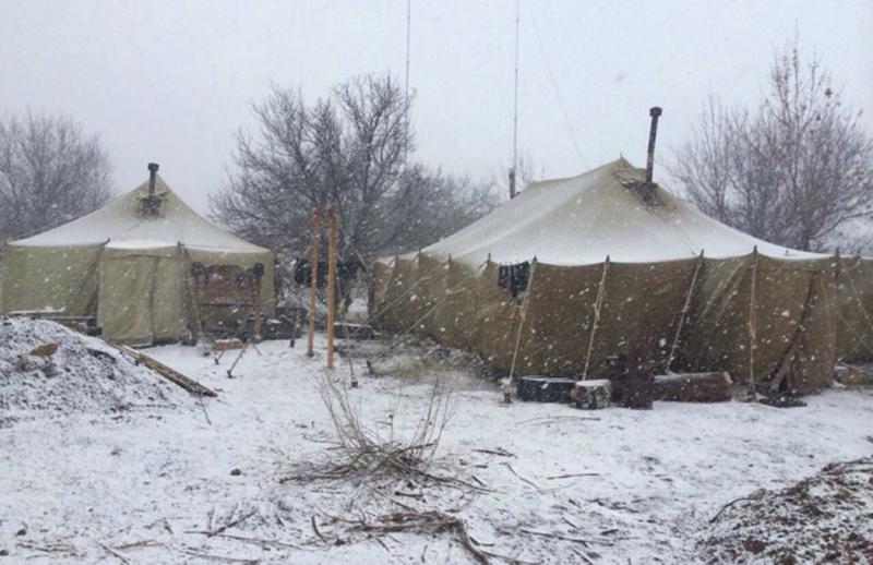 Студентський координаційний центр підтримки АТО закупив 30 теплих бушлатів для українських бійців