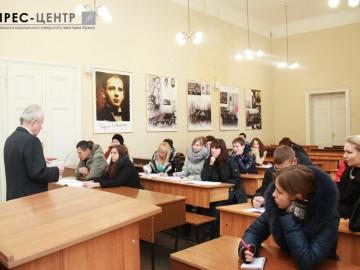 День відкритих дверей у Львівському університеті