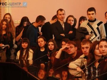 Зустріч представників естонських університетів зі студентами Львівського університету