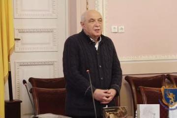 Візит режисера Михайла Резниковича до Університету