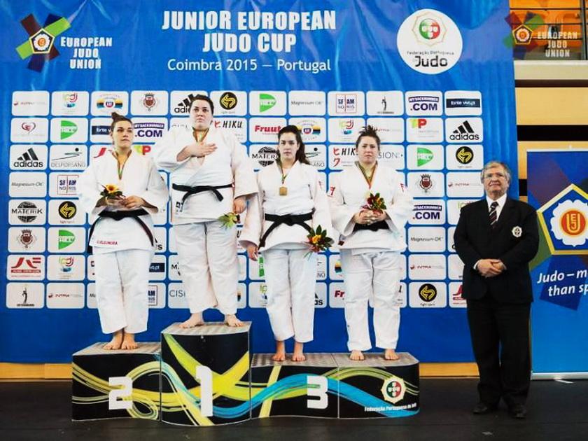 Студентка Університету – переможниця Кубку Європи з дзюдо