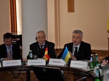 Проректори Університету взяли участь в українсько-німецькому форумі «Освіта, наука, інновації в університетах: актуальні виклики»