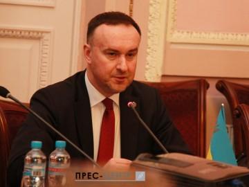 Відкрита лекція Міхала Кобоско «Трансатлантичні відносини в умовах конфлікту в Україні»