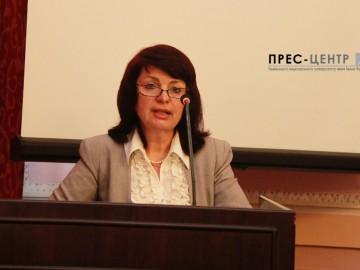 Зустріч працівників Університету із представником Пенсійного фонду України