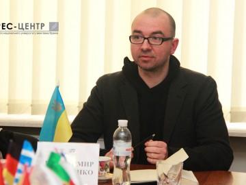 Відкрита лекція Володимира Єрмоленка: «Україна – ЄС – Росія: особливості інформаційної війни»