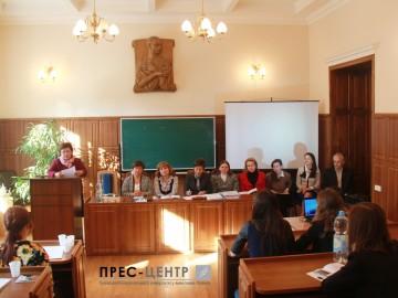 В Університеті відбувся ІІ тур Всеукраїнського конкурсу студентських досліджень із соціолінгвістики