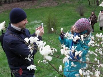 «Весняна симфонія»:  день відкритих дверей у Ботанічному саду
