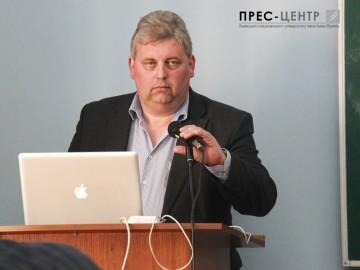 Відкрита лекція бельгійського доктора філософії Герберта Роєрса