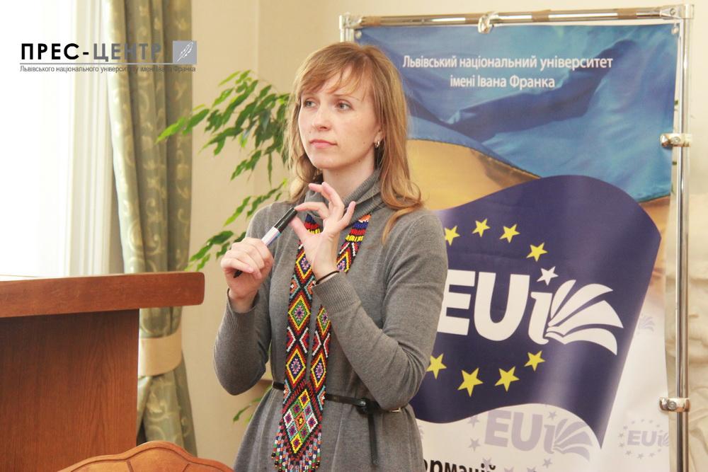 Експерт з адвокації Human Rights House in Ukraine Світлана Бацюкова про адвокацію в суспільстві