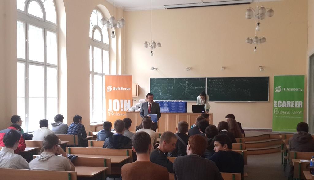 Завершився І етап Всеукраїнської студентської олімпіади з програмування