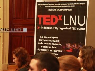 Всеукраїнська науково-практична конференція TEDx LNU