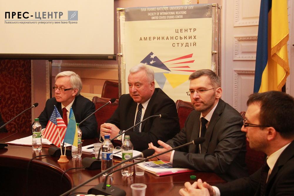 ІІ Міжнародна науково-практична конференція «Сполучені Штати Америки в сучасному світі: політика, економіка,  право, суспільство»