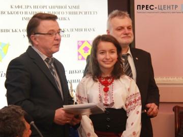 Завершальний етап VI Міжнародного конкурсу школярів  «Кристали: отримання, структура, властивості»