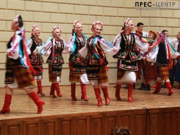 Звітний концерт Народного ансамблю пісні і танцю «Черемош»