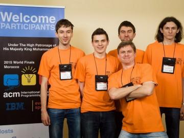 Досягнення команди студентів факультету прикладної математики та інформатики на Чемпіонаті світу зі спортивного програмування