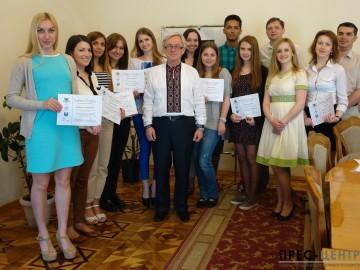 Учасники проекту «Global Understanding»  отримали сертифікати міжнародного зразка