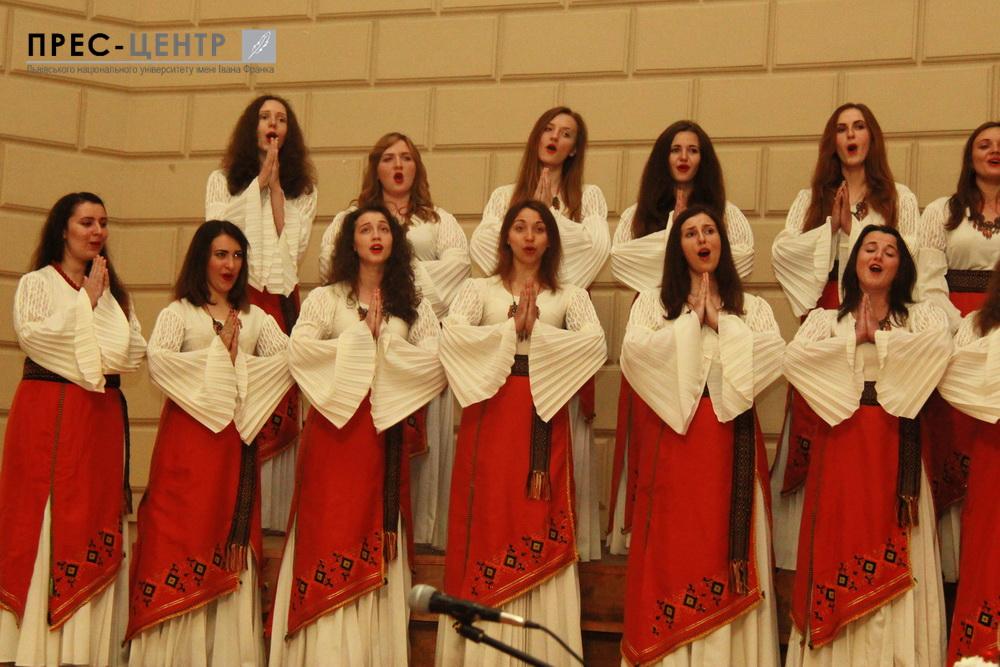 Народному дівочому хору «Ліра» – 15 років