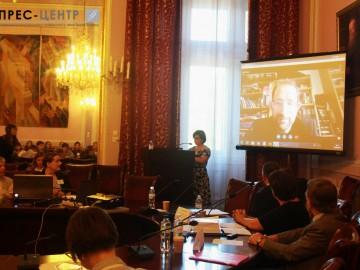 ХІІ Всеукраїнський соціолінгвістичний семінар «Мова, політика, суспільна думка, пропаганда, ідентичність, національна безпека»