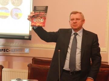 Заступник Голови Національного банку України Яків Смолій  прочитав лекцію у своїй alma mater