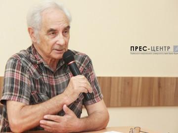 Професор Університету Андрій Содомора прочитав лекцію у рамках ІІІ Конгресу культури Східного партнерства