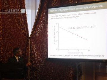 В Університеті розпочала роботу конференція  «Наноматеріали: застосування та властивості»