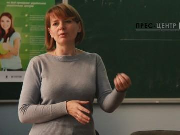 В Університеті презентували програму Міжнародного фонду «Відродження»