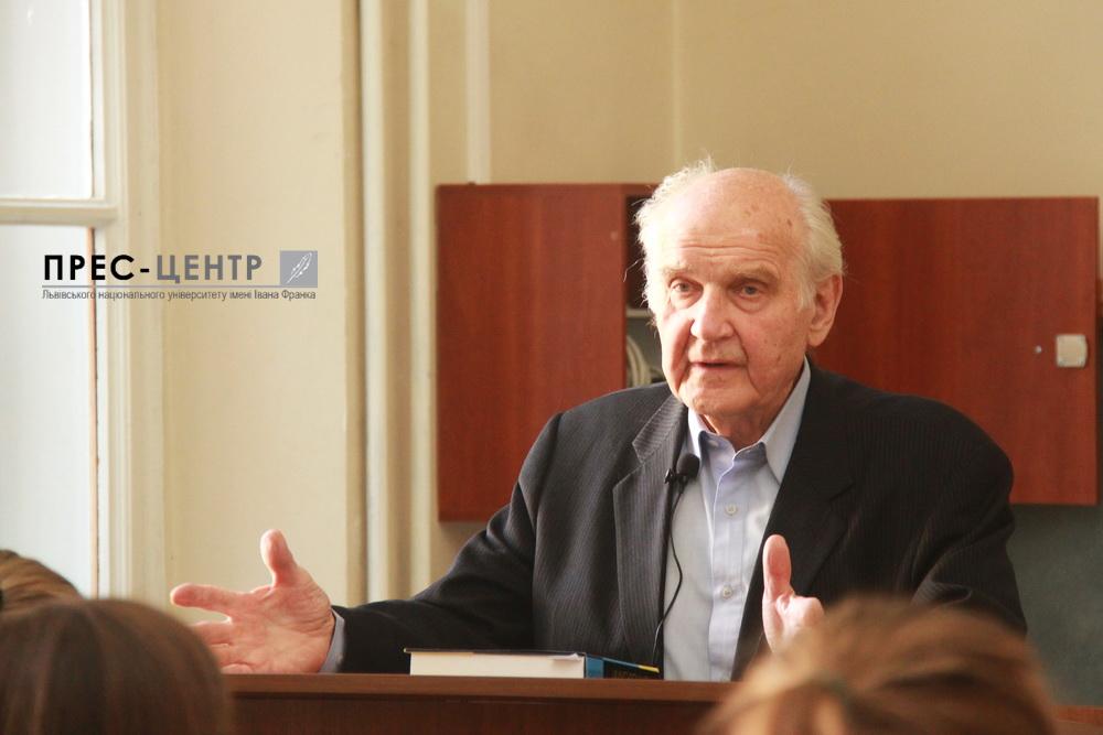 Майстер-клас із політичної комунікації від Ігоря Юхновського