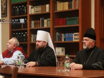 Наукова конференція «Тисячолітня спадщина святого рівноапостольного князя Володимира»