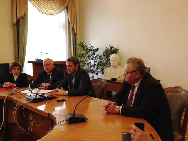 Михайло Бно-Айріян розповів студентам  про особливості енергетичного ринку України