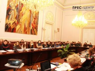 Нововолинські школярі ознайомились із діяльністю Університету