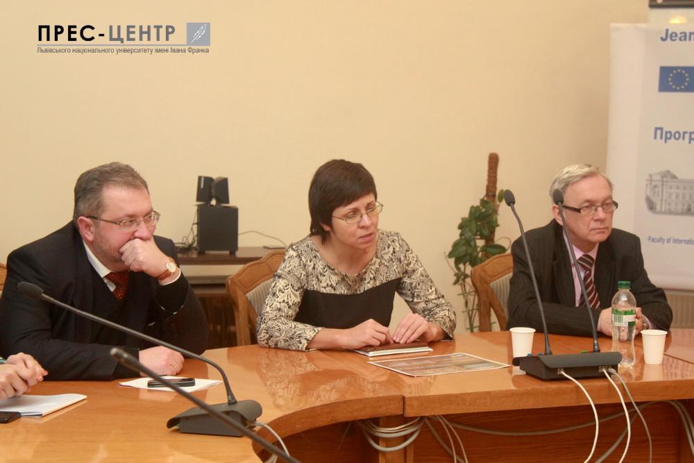 Заступник Міністра Кабінету Міністрів України Наталія Гнидюк розповіла студентам про перспективи України після набуття чинності Угоди про Асоціацію з ЄС