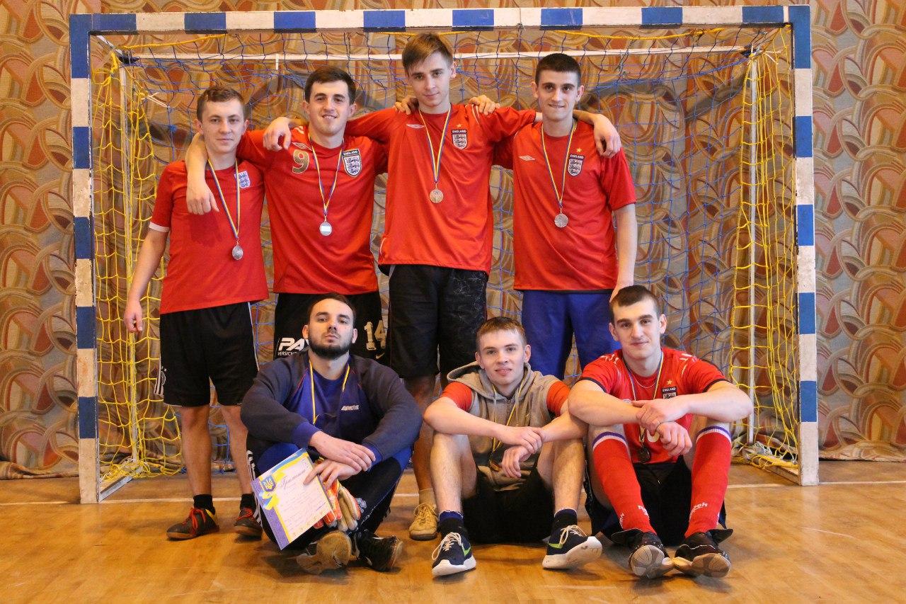 Студенти-географи провели футзальний турнір пам'яті Героя Небесної Сотні Ігоря Костенка