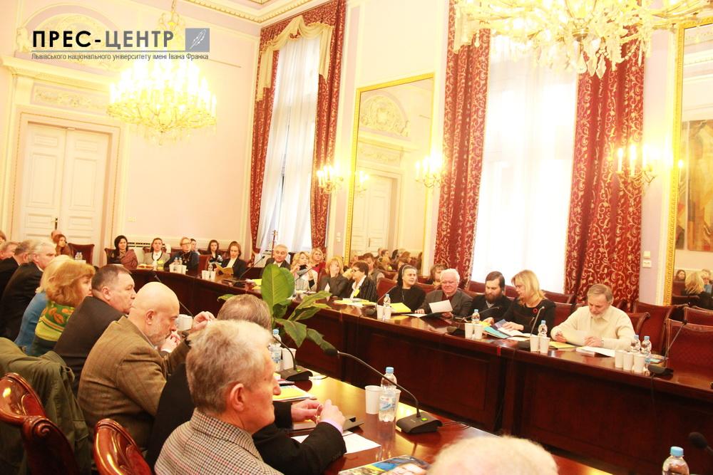 Українські та іноземні вчені взяли участь в обговоренні філософсько-психологічних аспектів духовності