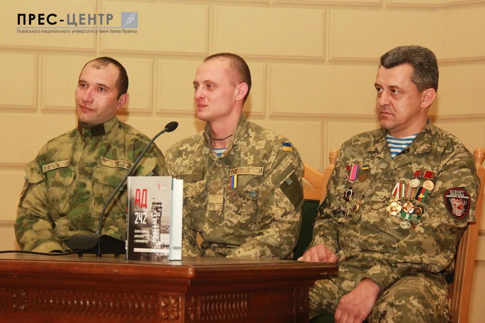 «Донецький аеропорт став точкою мужності й смерті», – «кіборг» Віктор Царьов