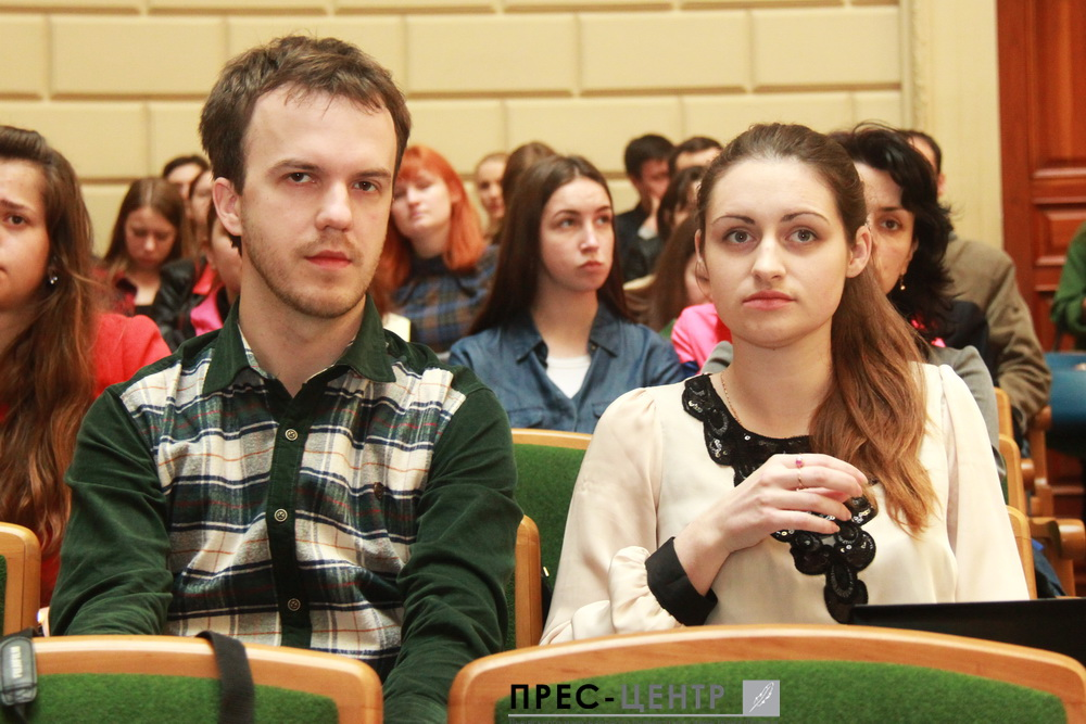"""""""Youth and Progress in Biology"""": XII International Scientific Conference of students and graduate students"""