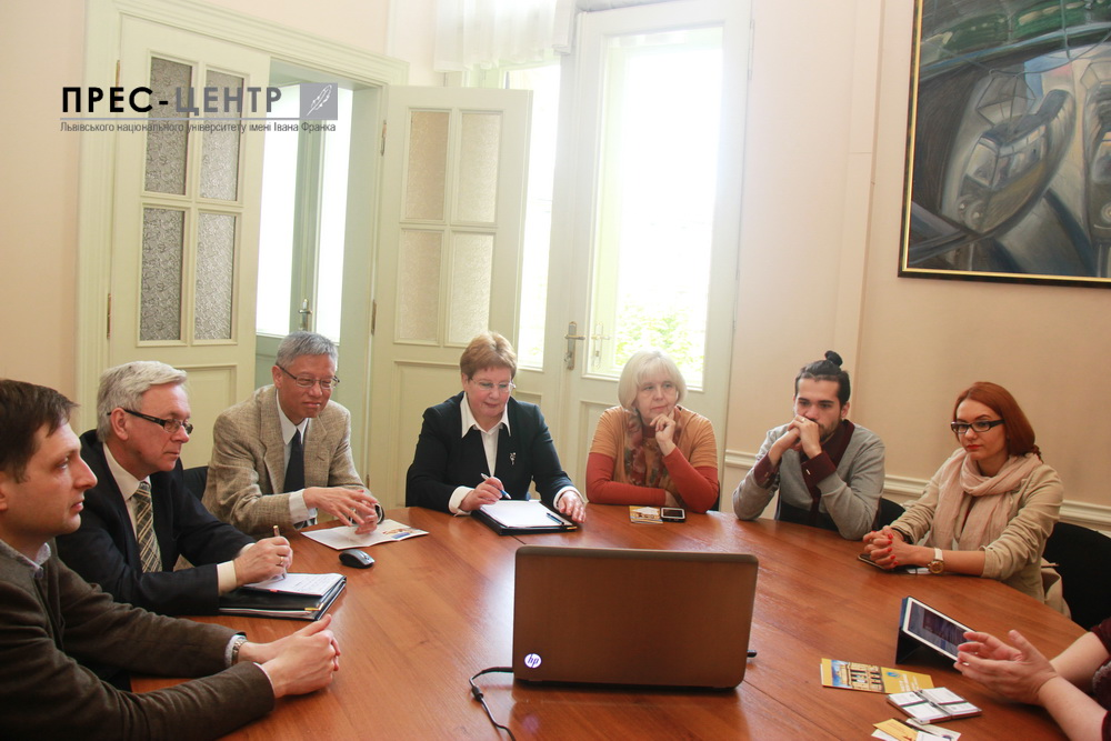 Львівський університет та Університет Східної Кароліни (США) мають намір поглиблювати співпрацю в рамках програм Global  Academic Initiatives
