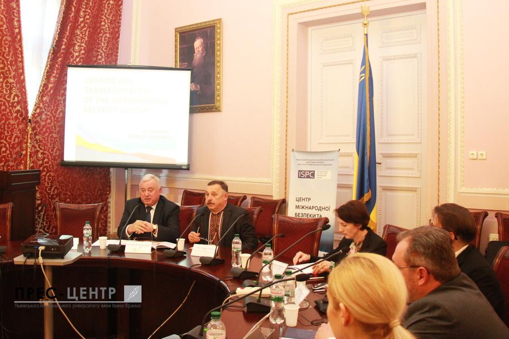 Українські та польські експерти обговорюють питання розвитку України в умовах трансформації міжнародної системи безпеки