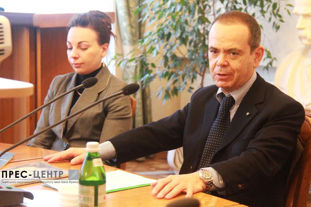 Надзвичайний і Повноважний Посол Італії в Україні Давіде Ла Чечіліа: «Україна – це серце Європи»