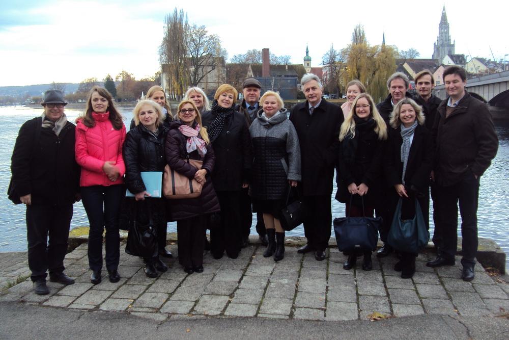 Делегація факультету педагогічної освіти взяла участь у конференції з нагоди початку роботи проекту Erasmus+ «Вдосконалення освіти вчителів для прикладного навчання у сфері професійної освіти (ITE-VET)»