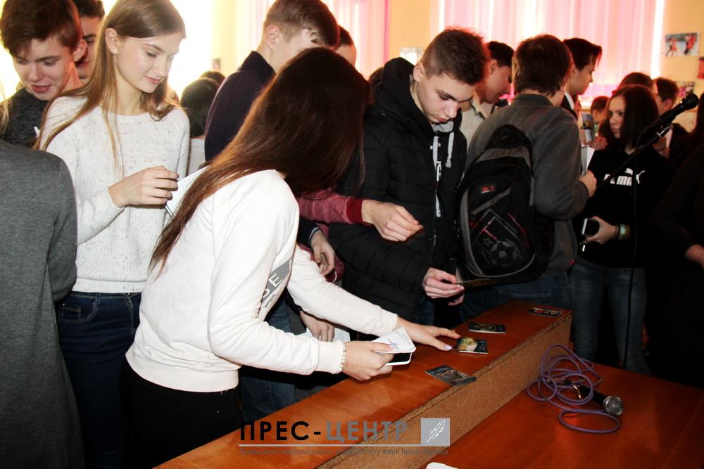 Університет активізує профорієнтацію молоді