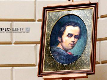 В Університеті відзначили 203-тю річницю від дня народження Тараса Шевченка
