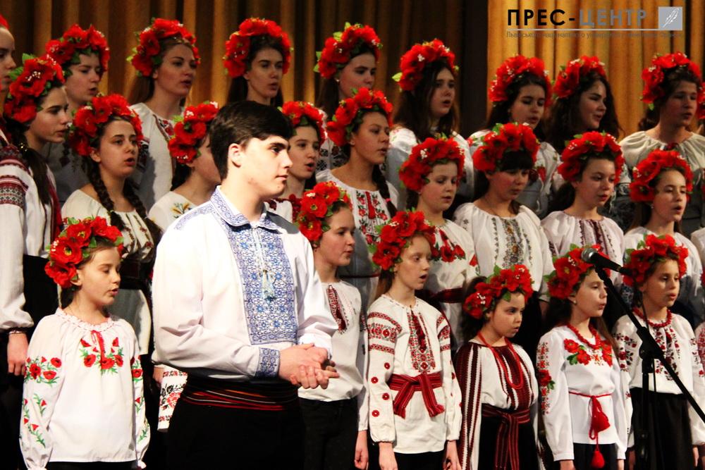 Музичний дарунок від Львівської дитячої школи мистецтв № 5