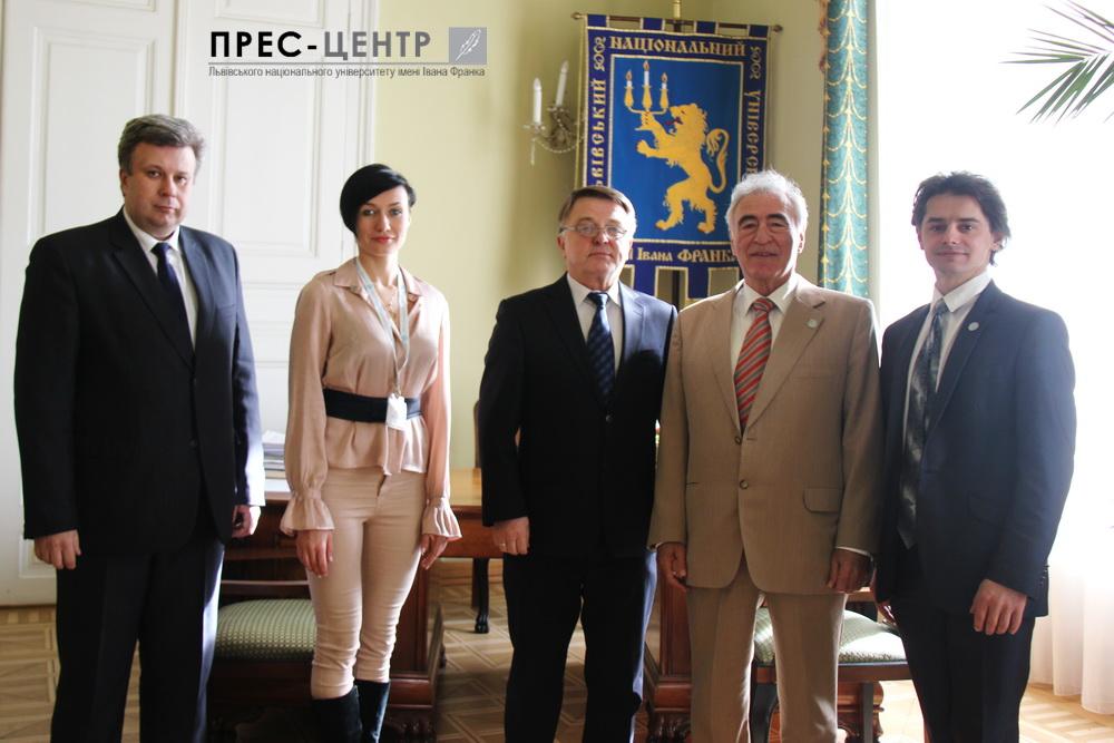 Міжнародна Рада танцю при ЮНЕСКО ініціює співпрацю з факультетом культури і мистецтв Львівського університету