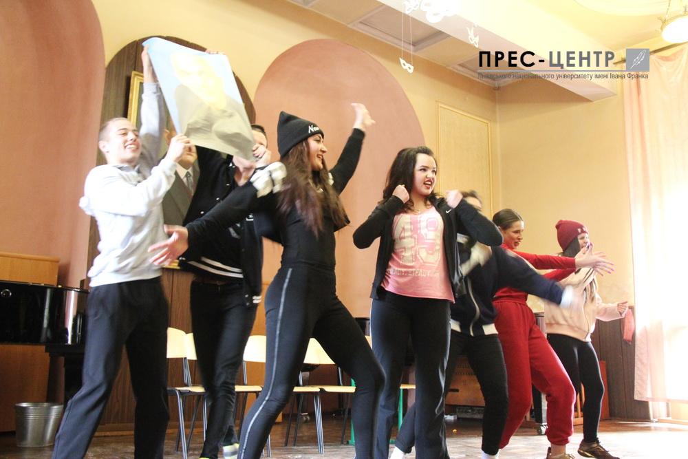 В Університеті відзначили Міжнародний день театру