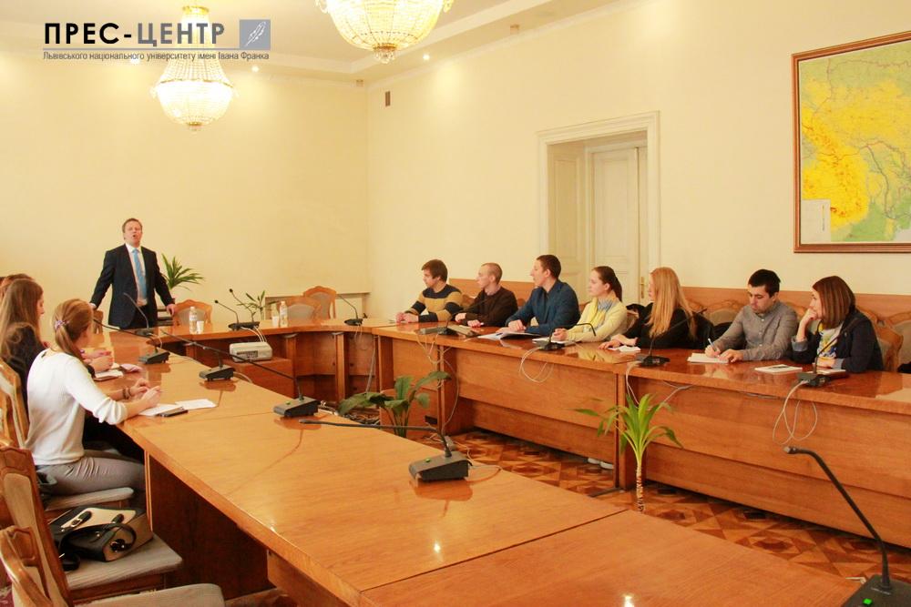 В Університеті відбулась Весняна школа з Міжнародного та Європейського права прав людини