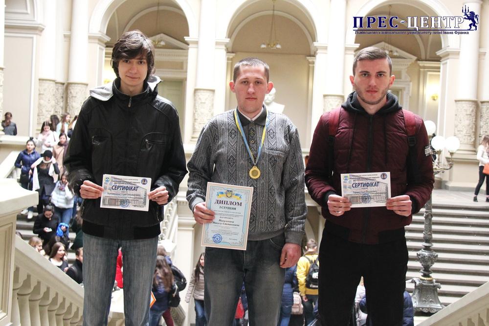 Микола Михаленич – переможець Всеукраїнської студентської олімпіади з дисципліни «Теоретична механіка»