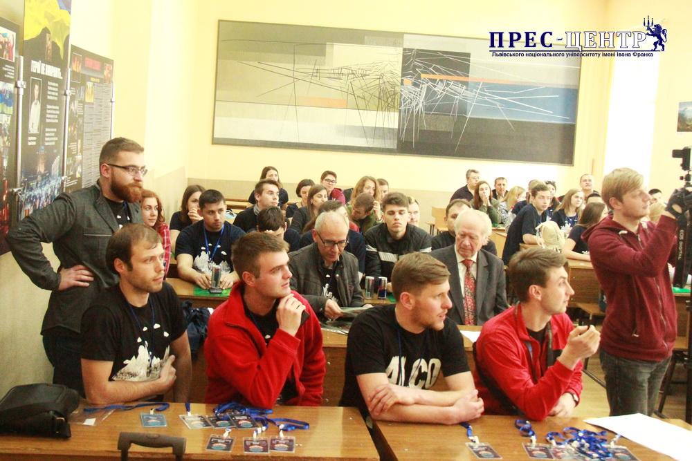 В Університеті стартував ІІ Всеукраїнський конгрес студентів-географів