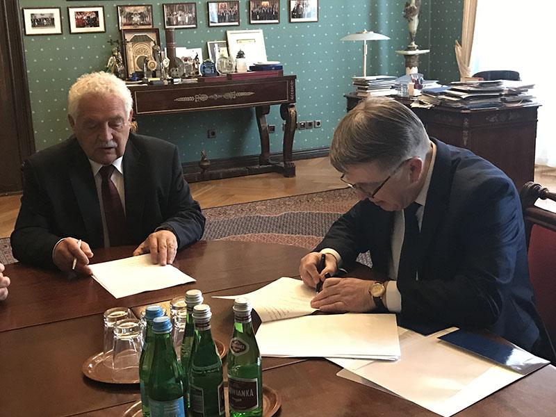 Львівський та Вроцлавський університети поглиблюють академічну співпрацю
