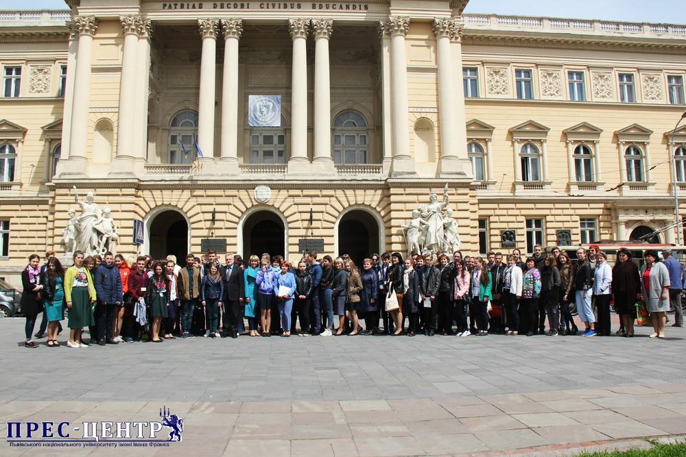 Міжнародна науково-практична конференція учнів-членів Малої академії наук «Україна очима молодих»
