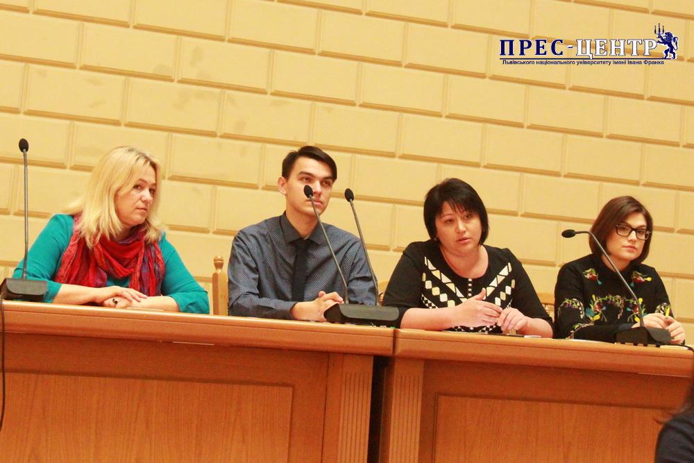Студентська наукова конференція філософського факультету